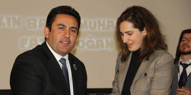 Yılın habercisi Fatih Doğan