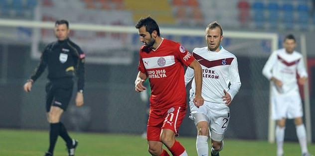 Antalya'yı ligde 6 maçtır yenemiyor