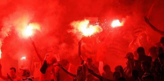 Abdi İpekçi'de olaylı maç