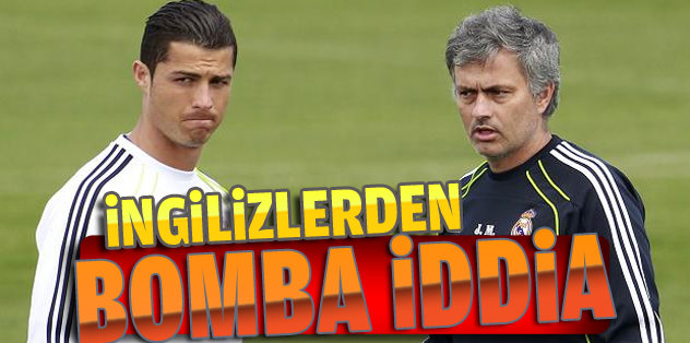 Mourinho ve Ronaldo, Chelsea'ye