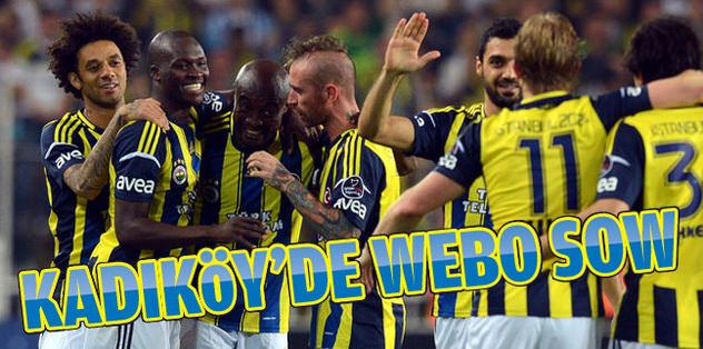Kadıköy'de Webo Sow!