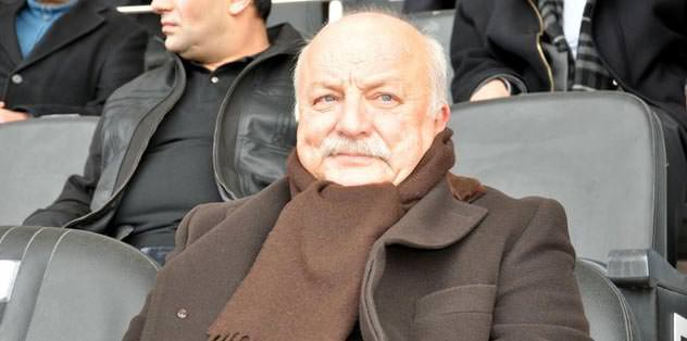 Sadri Şener'den takıma destek