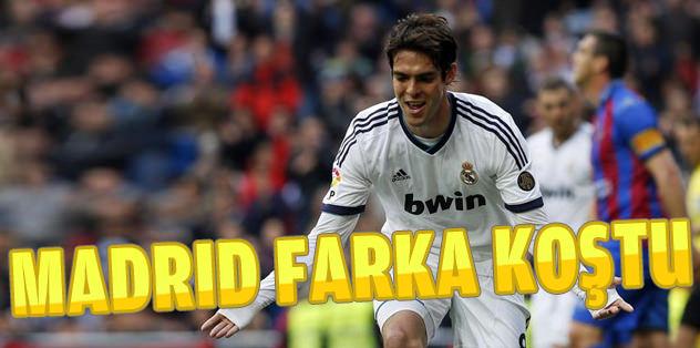 Real Madrid farka gitti!