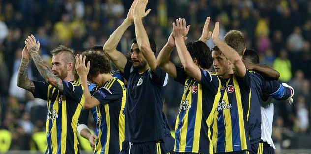 Fenerbahçe ilk 3'e girdi