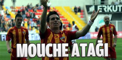 Pablo Mouche atağı