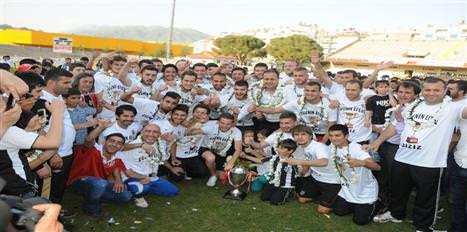 Aydınspor 1923, Spor Toto 2. Lig'e yükseldi