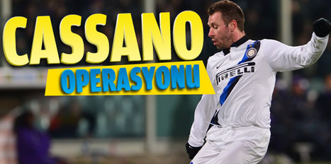 Cassano için girişim
