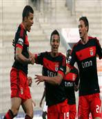 Benfica kazandı: 2-1