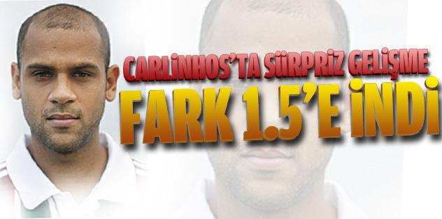 Carlinhos'ta sürpriz gelişme