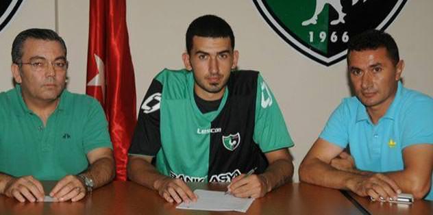 Berkaycan ile 5 yıllık sözleşme