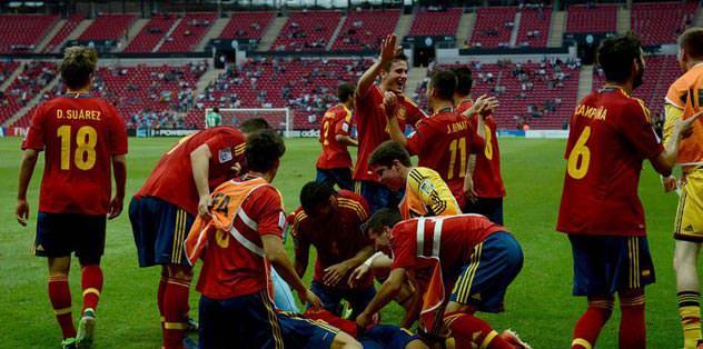 İspanya son anda