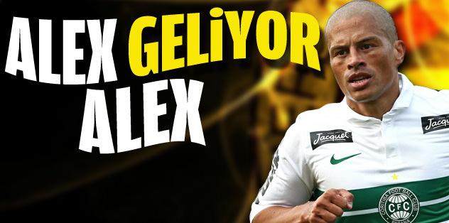 Alex geliyor Alex
