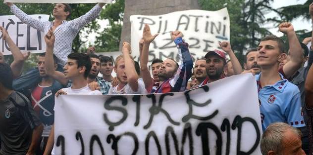 Beyaz protesto