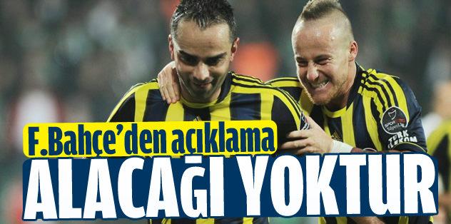 Fenerbahçe'den Semih açıklaması
