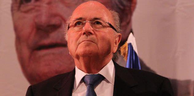 Blatter & Demirören toplantısı