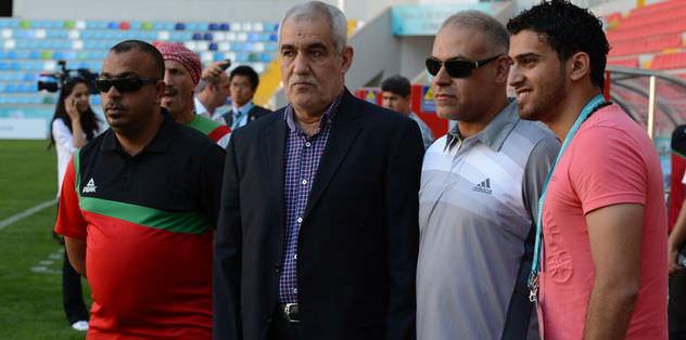 Irak takımı Trabzon'dan ayrıldı