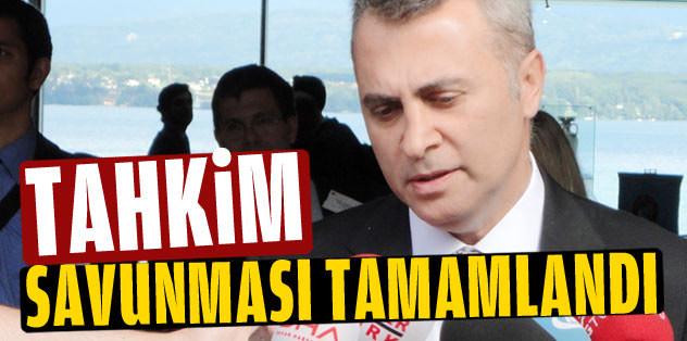 Beşiktaş'ın savunması sona erdi