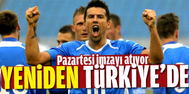 Milan Baros MP Antalyaspor'da