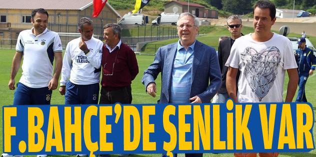 Fenerbahçe şenliği