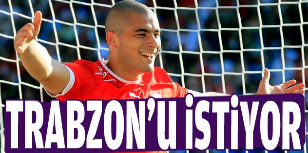 Eren Derdiyok Trabzon'u istiyor