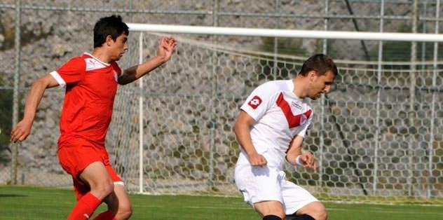 Antalya-Mersin: 1-0