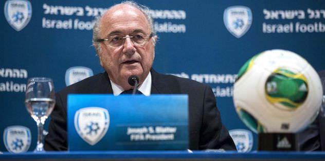 Blatter: Tüm ülke soğutulamaz
