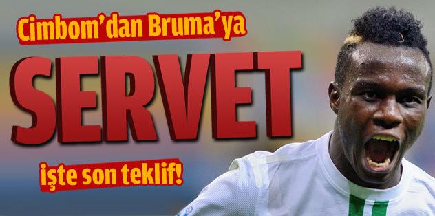 Bruma'ya servet