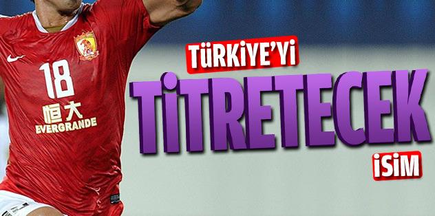Türkiye'yi titretecek isim Barrios