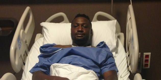 Ameliyat olan Eneramo 5 hafta yok