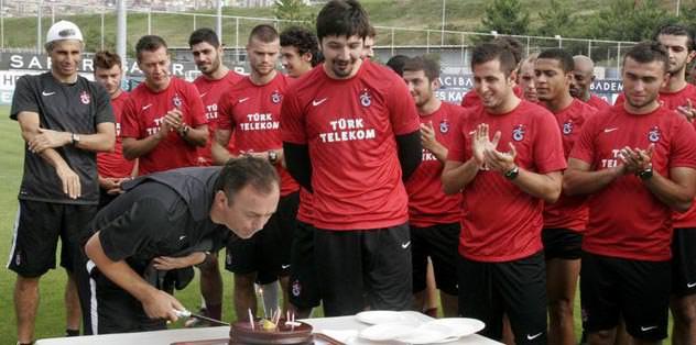 Hami'ye doğum günü
