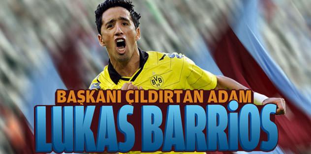 Başkanı çıldırtan adam: Barrios