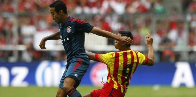 Ne çektin Barça