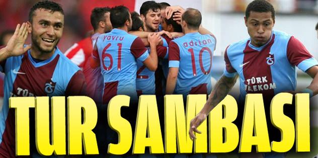 Trabzon'dan tur sambası