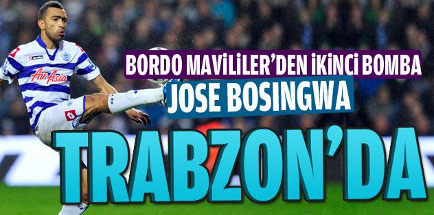Bosingwa Trabzonspor'da