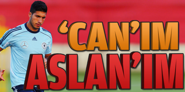 'Can'ım Aslan'ım