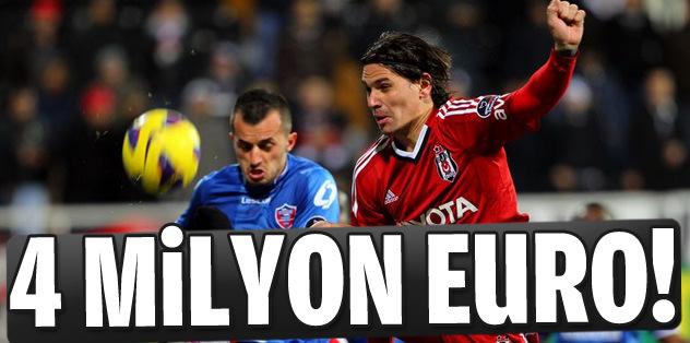 Ersan için 4 milyon euro!