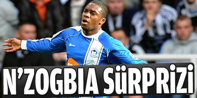 Orta saha için N'Zogbia sürprizi