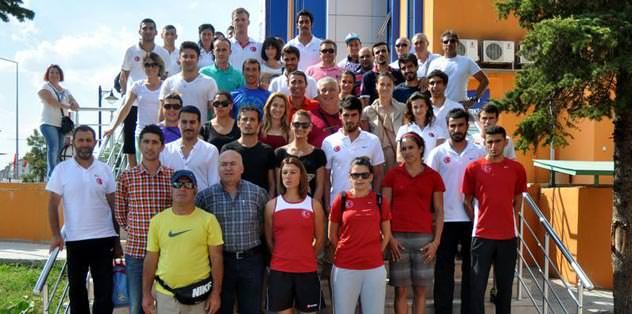 Atletizmde Balkanlar'ın kralı Türkiye