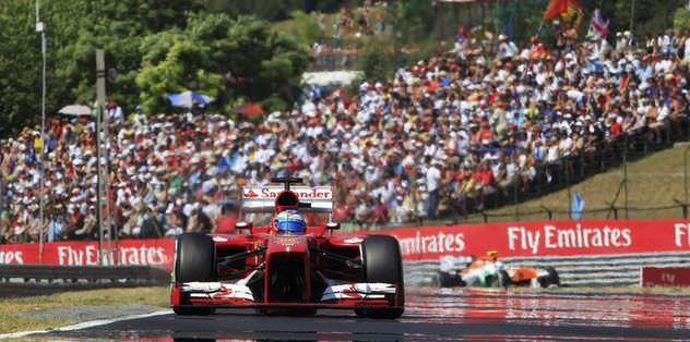 Ferrari'den Alonso'ya uyarı!
