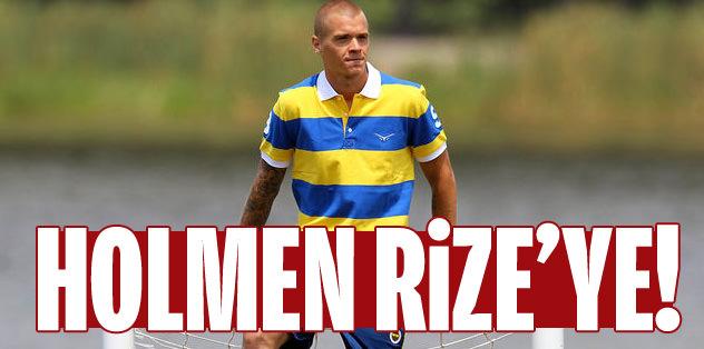 Holmen Rize'ye kiralık veriliyor