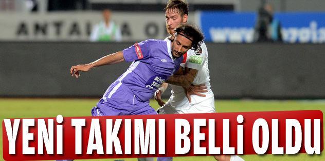 Hasan Kabze Torku Konyaspor'da