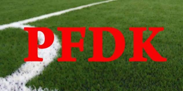 PFDK'dan Samsun'a 48 bin TL para cezası