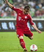 Bayern'de sakatlık şoku