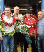 Trabzon'da bir Dünya şampiyonu