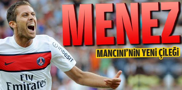 Mancini'nin çileği Menez