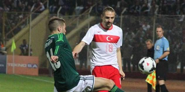 Adana'da 9 yıl sonra milli maç