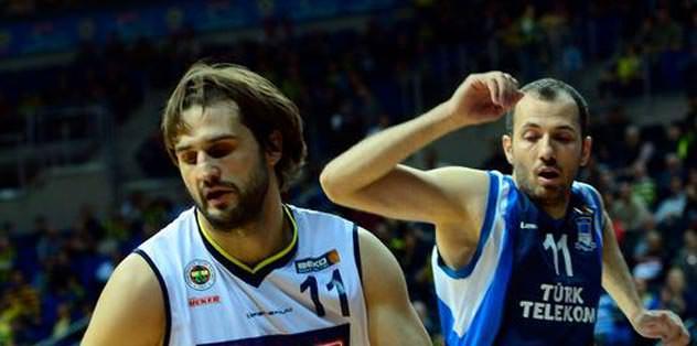 Fenerbahçe Ülker haber lideri