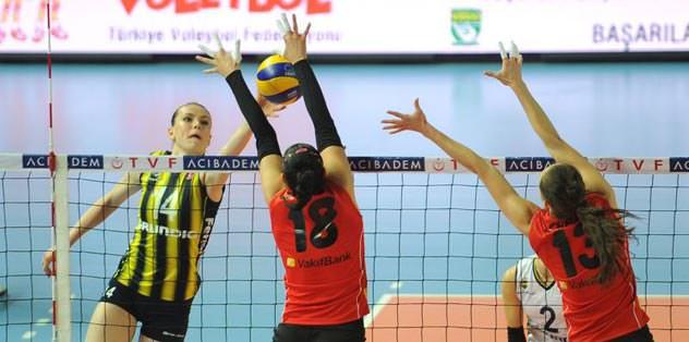 Fenerbahçe ile Vakıf zirvede