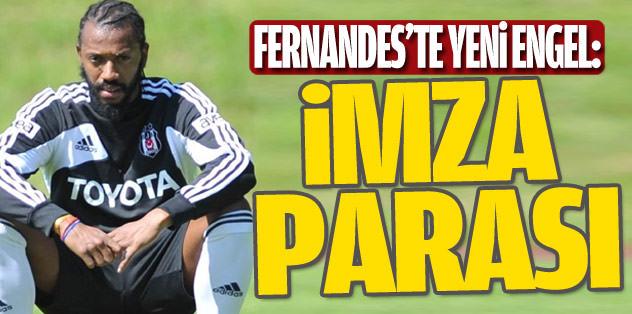 Fernandes'te 'imza parası' sıkıntısı
