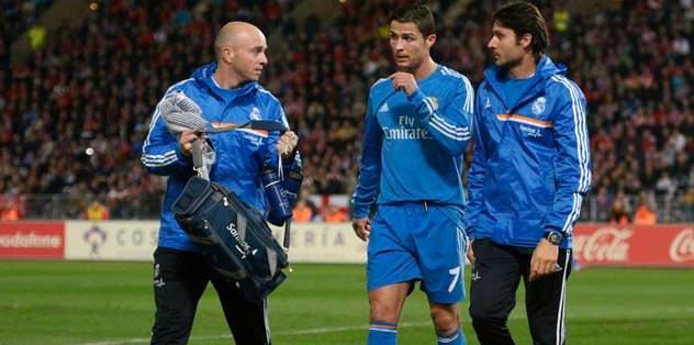 Tüm gözler Ronaldo'da